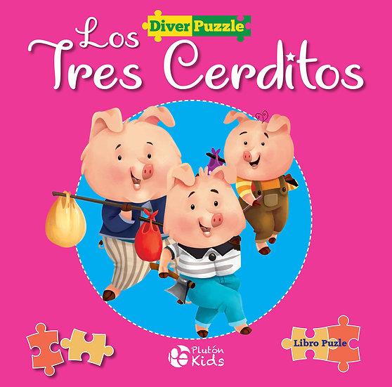 Los tres cerditos - diverpuzzle
