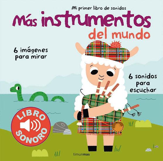 Más instrumentos del mundo - con sonido