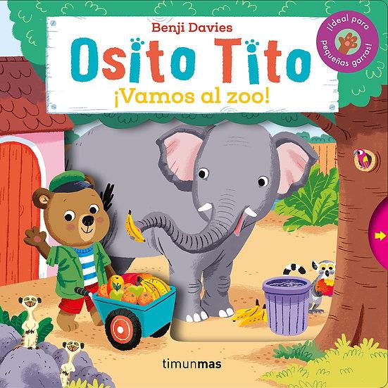 Vamos al zoo - Osito Tito