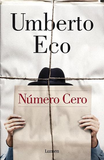 El número cero - Umberto Eco