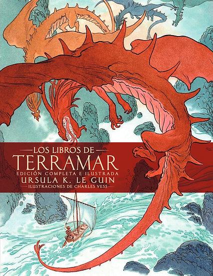 Los libros de Terramar - Edición ilustrada