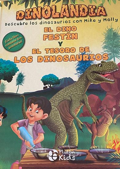 Dinolandia - El dino y el tesoro de dinosaurios