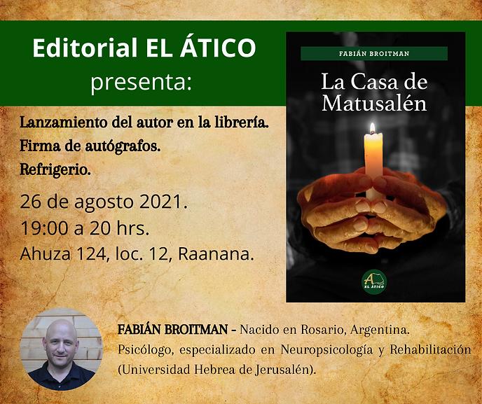 Presentación del libro LA CASA DE MATUSALÉN.png