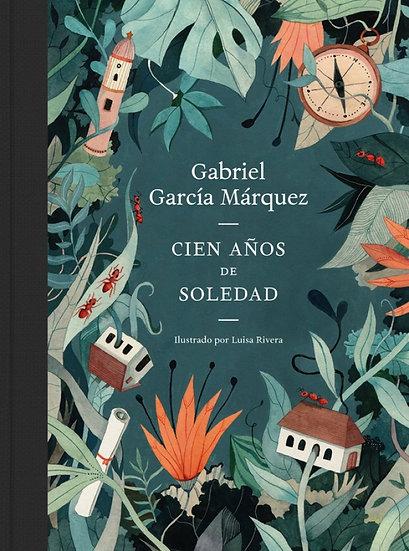 Compra anticipada - Cien años de soledad ilustrado - García Márquez