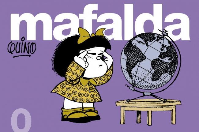 Mafalda 0- Quino