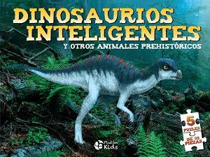 Dinosaurios inteligentes - con puzzle