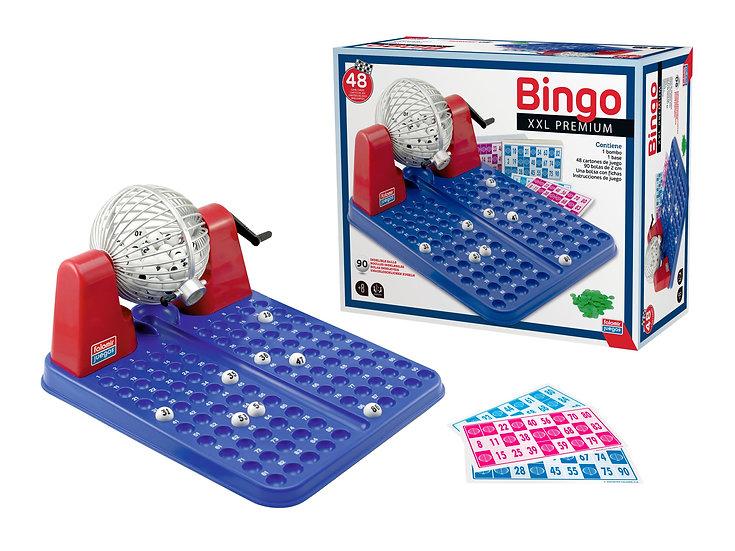 Bingo XXL premium - juego