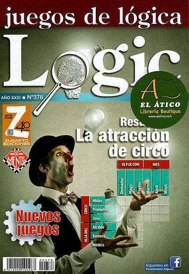 Juegos de lógica Logic - Pasatiempos