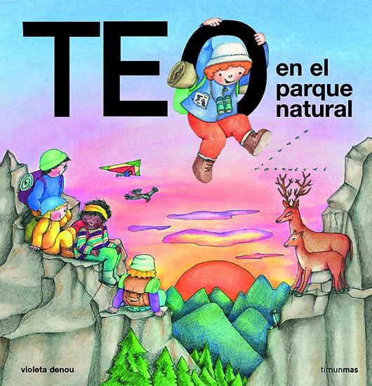 Teo en el parque natural - Teo