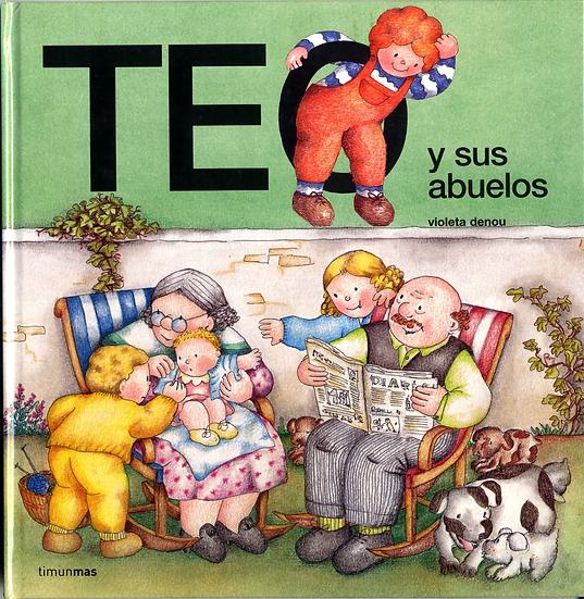 Teo y sus abuelos - Teo