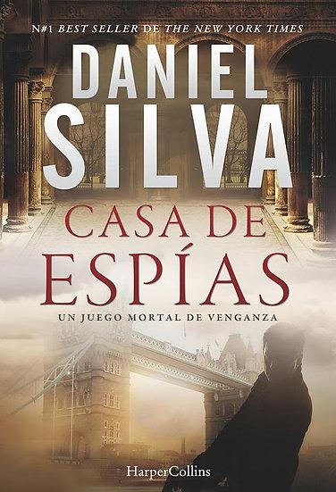 Casa de espías - Daniel Silva
