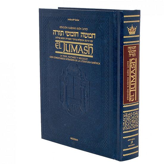 El Jumash - Torá, Haftarot y Meguilot