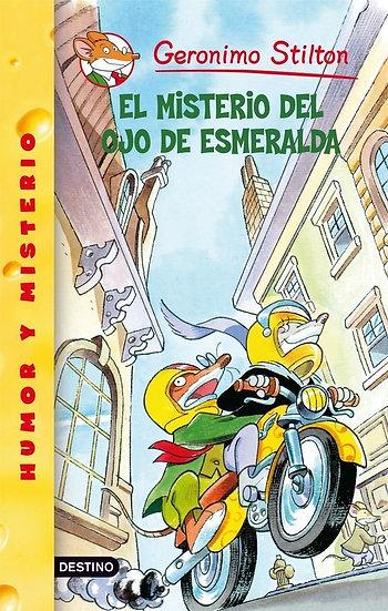 El misterio del ojo de esmeralda - Gerónimo Stilton