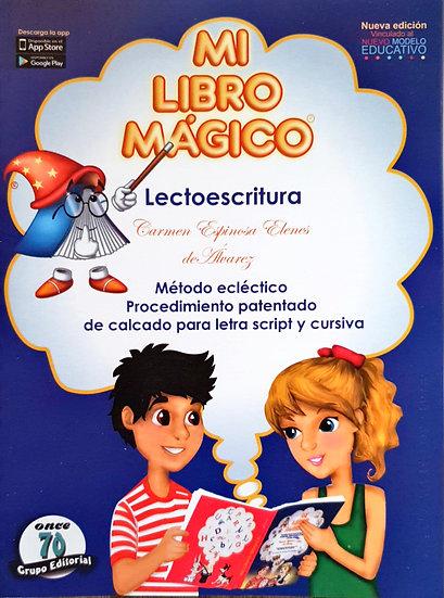 Lectoescritura - Mi libro mágico