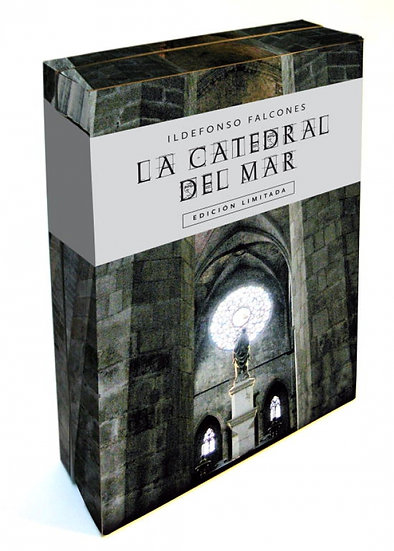 La catedral del mar - Idelfonso Falcone