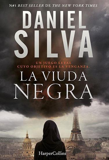 La viuda negra - Daniel Silva