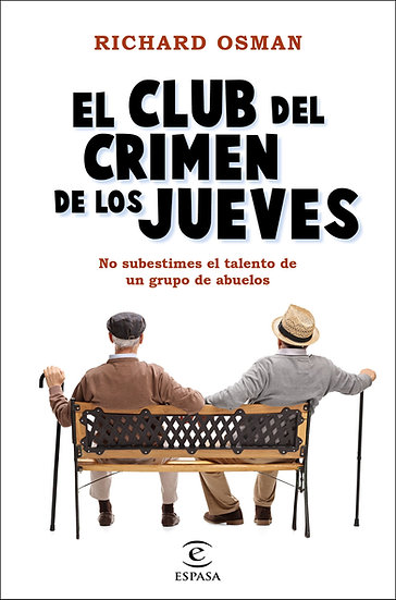El club del crimen de los jueves - Richard Osmar