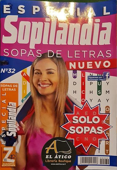 Sopas Especial SOPILANDIA - Pasatiempos