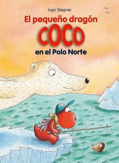 El pequeño dragón Coco en el Polo Norte- Ingo Siegner