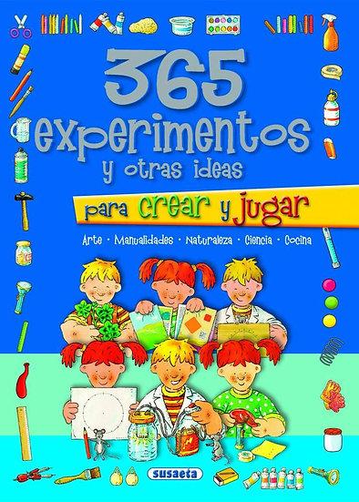 365 experimentos y otras ideas