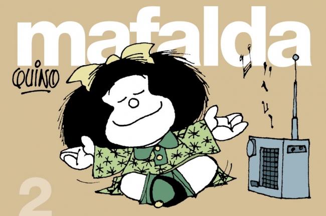 Mafalda 2- Quino