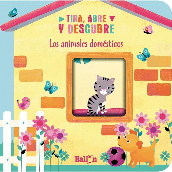 Los animales domésticos - Serie Ballon