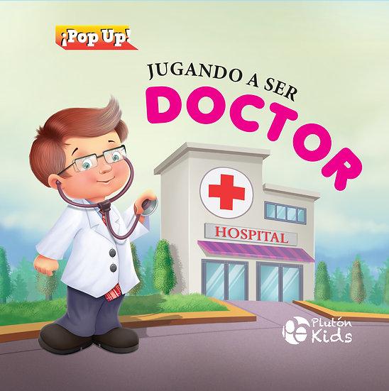 Jugando a ser doctor - pop up