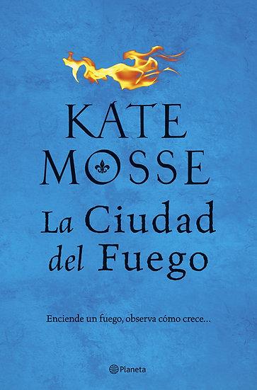 La ciudad de fuego (1º la ciudad de fuego) - Kate Mosse