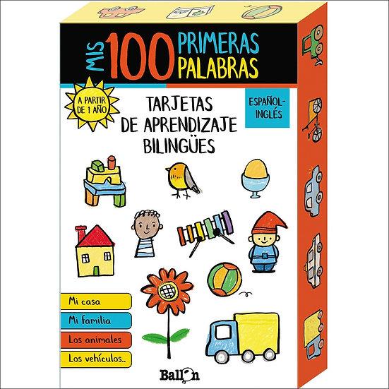 Mis 100 primeras palabras - Español / Inglés