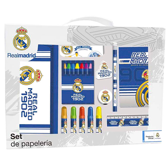Set Real Madrid 20 pzs.
