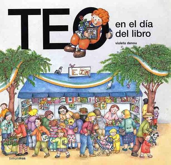 Teo en el día del libro - Teo