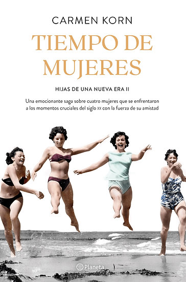 Tiempo de mujeres - Libro 2 - Carmen Korn