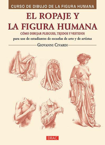 El ropaje y la figura humana - Dibujo