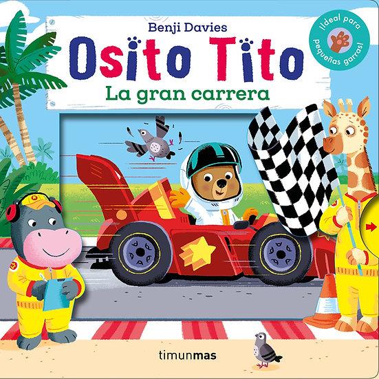 La gran carrera - Osito Tito