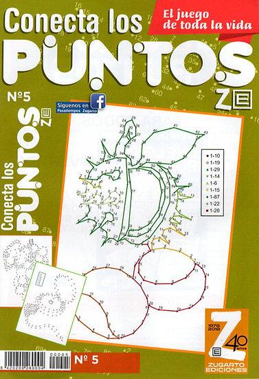 CONECTA LOS PUNTOS