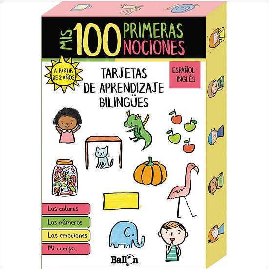 Mis 100 primeras nociones - Español / Inglés