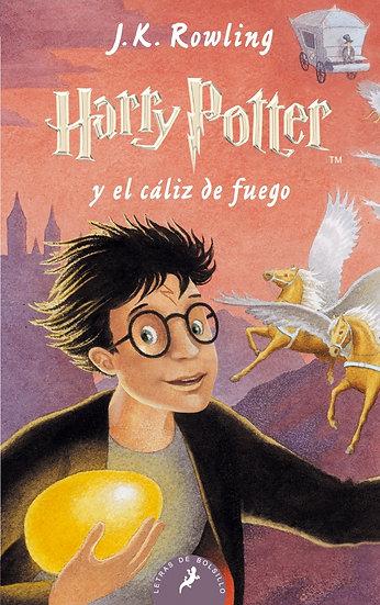 Harry Potter y el Cádiz de fuego