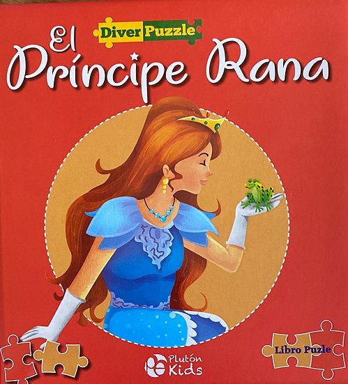 El príncipe rana - diverpuzzle