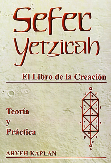 Sefer Yetzirah - Rabbi Aryeh Kaplan