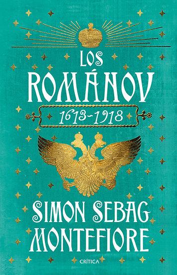 Los Románov - Simon Sebag Montefiore