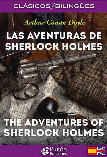 Las aventuras de Sherlock Holmes - The adventures of Sherlock Holmes