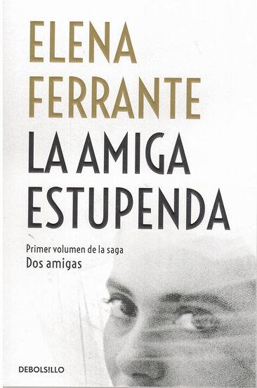 La amiga estupenda (1º de la serie Dos amigas) - Ferrante