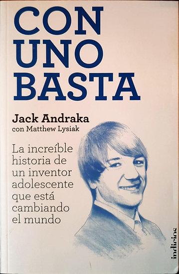 Con uno basta - Jack Andraka