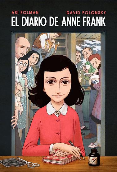 Diario de Anne Frank (gráfica) - Ana Frank