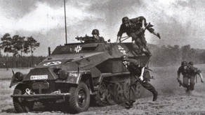 Panzergrenadiern. La fanteria meccanizzata tedesca.
