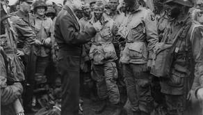 Paracadutisti americani della seconda guerra mondiale