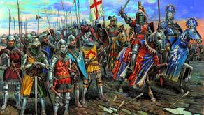 La battaglia di Poitiers 1356. Il trionfo del Principe Nero.