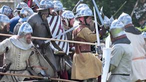Il massacro di Visby. Anno Domini 1340.