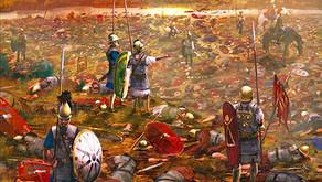 Le legioni maledette. L'epica storia dei sopravvissuti di Canne.