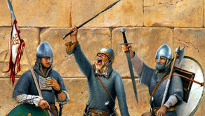La crociata dei Lombardi. A.D. 1100-1101